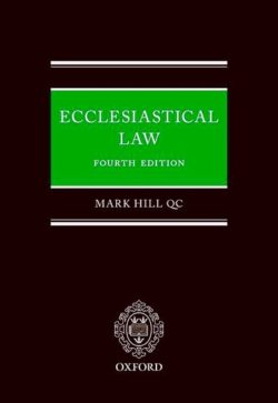Mark Hill QC on The Ecclesiastical Jurisdiction and Care of Churches Measure 2018