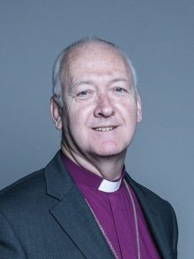 """Bishop Nick Baines on """"The Function of Ecclesiastical Law in Effective Parochial Ministry"""""""