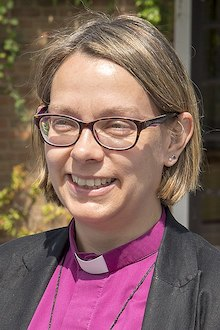 "Bishop Helen-Ann Hartley on ""Law and life in the Anglican Communion"""