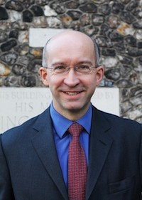"""William Nye on """"The Church of England: Some Personal Reflections on Structure and Mission"""""""