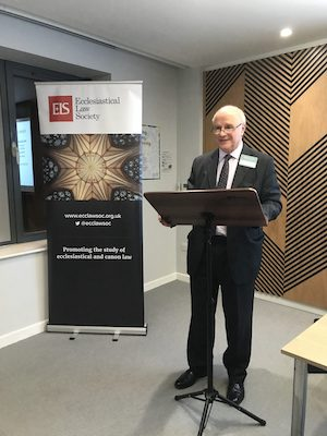 "Peter Collier QC on ""50 years of Safeguarding – 950 years of Clergy discipline: Where do we go from here?"""